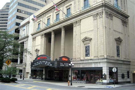Learn more about Ohio Theatre
