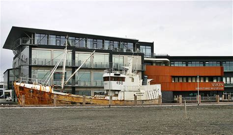 Learn more about Vikin Maritime Museum