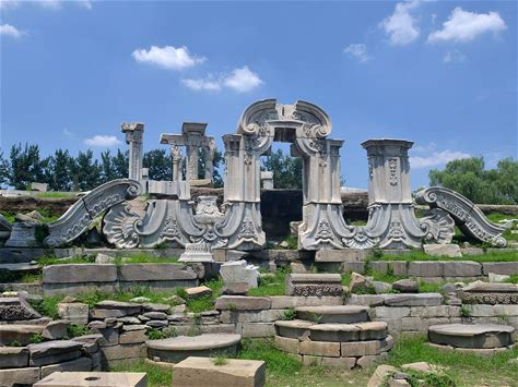 Learn more about Old Summer Palace