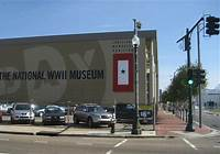 Learn more about The National WWII Museum