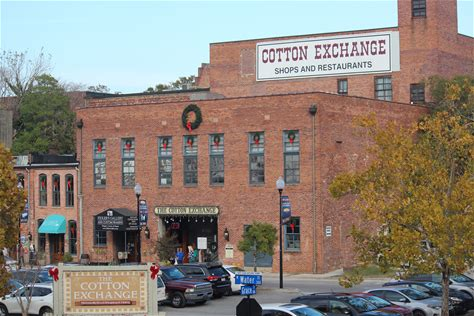 Learn more about Cotton Exchange of Wilmington
