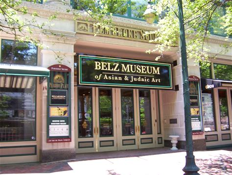 Learn more about Belz Museum of Asian and Judaic Art