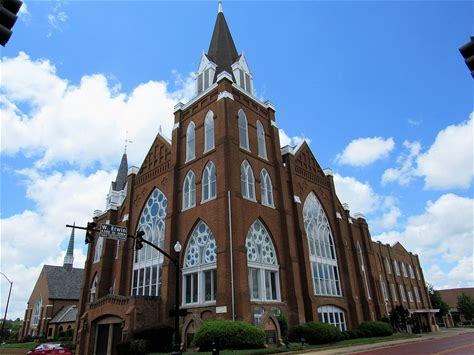Learn more about Marvin Methodist Episcopal Church, South
