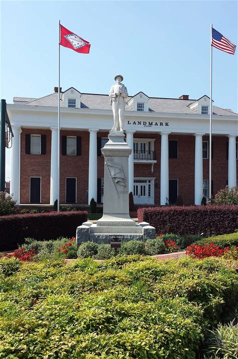 Learn more about Hot Springs Confederate Monument