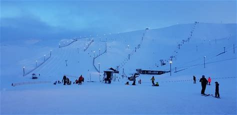 Learn more about Blafjoll Ski Resort