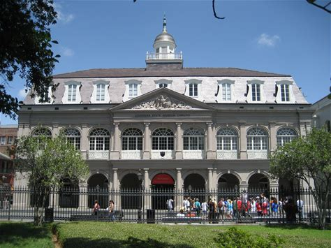 Learn more about The Cabildo