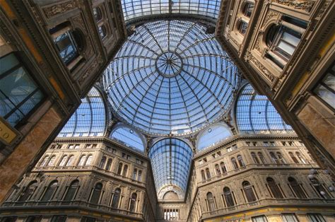 Learn more about Galleria Umberto I