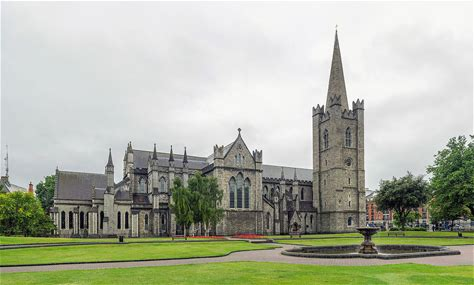 Learn more about St Patrick's Cathedral, Dublin