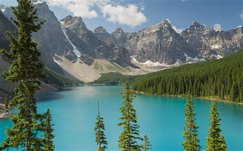 Learn more about Moraine Lake