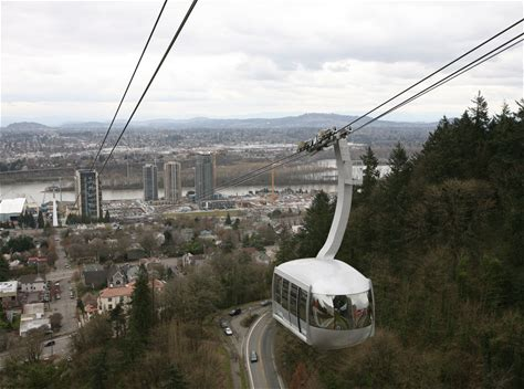 Learn more about Portland Aerial Tram