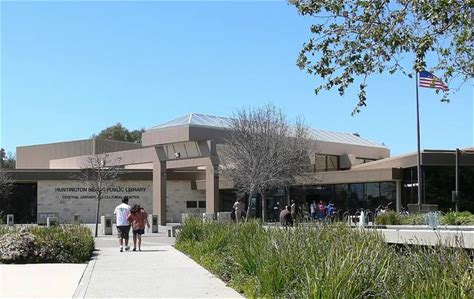Learn more about Huntington Beach Public Library