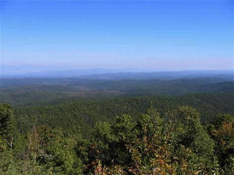 Learn more about Ouachita National Forest