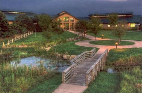 Learn more about Great Plains Nature Center