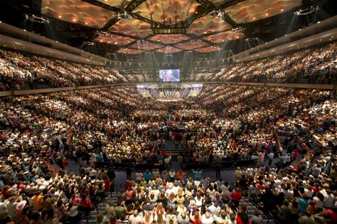 Learn more about Lakewood Church