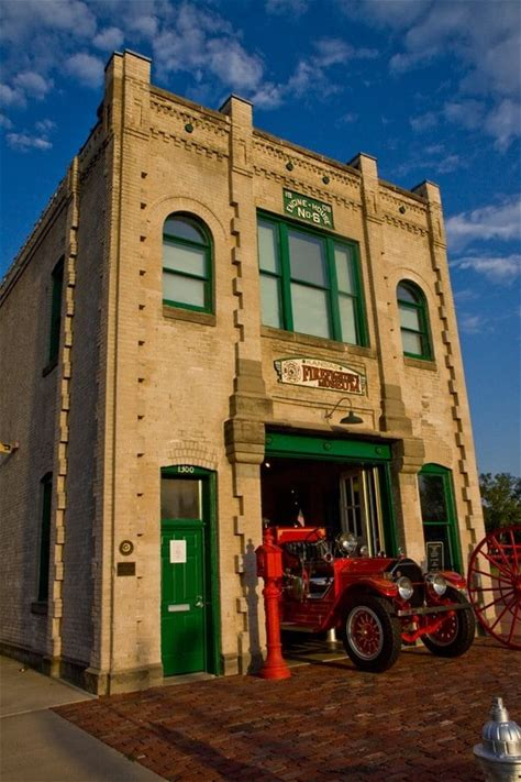 Learn more about Kansas Firefighters Museum