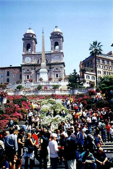 Learn more about Piazza di Spagna