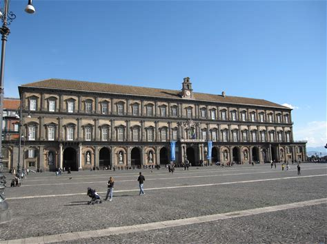 Learn more about Royal Palace of Naples