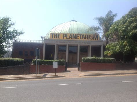 Learn more about Johannesburg Planetarium