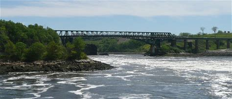 Learn more about Reversing Falls Railway Bridge