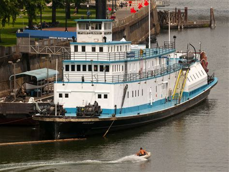 Learn more about Oregon Maritime Museum