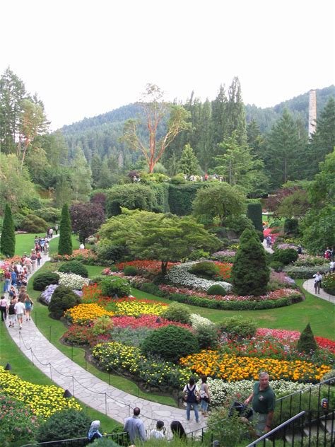 Learn more about Butchart Gardens