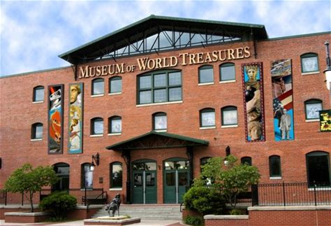 Learn more about Museum of World Treasures
