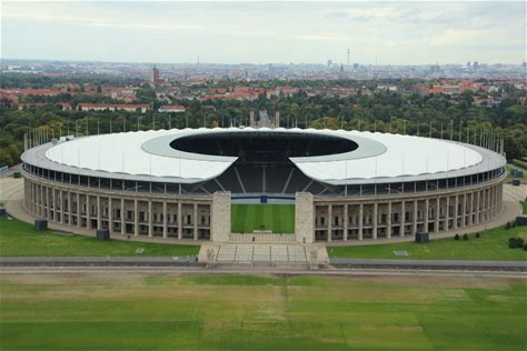 Learn more about Olympiastadion