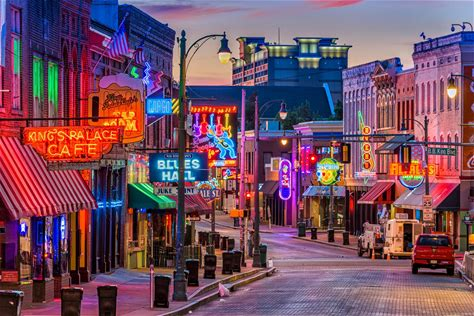 Learn more about Beale Street Historic District