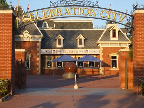 Learn more about Celebration City