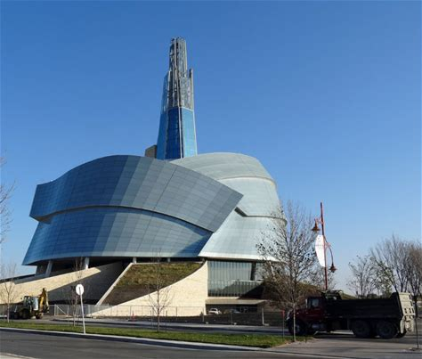 Learn more about Canadian Museum for Human Rights