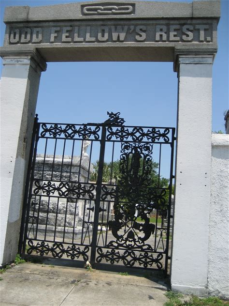 Learn more about Odd Fellows Rest Cemetery