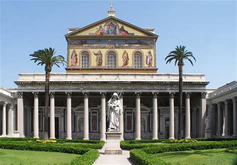 Learn more about Basilica of Saint Paul Outside the Walls
