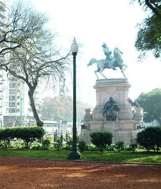 Learn more about Plaza Italia, Buenos Aires