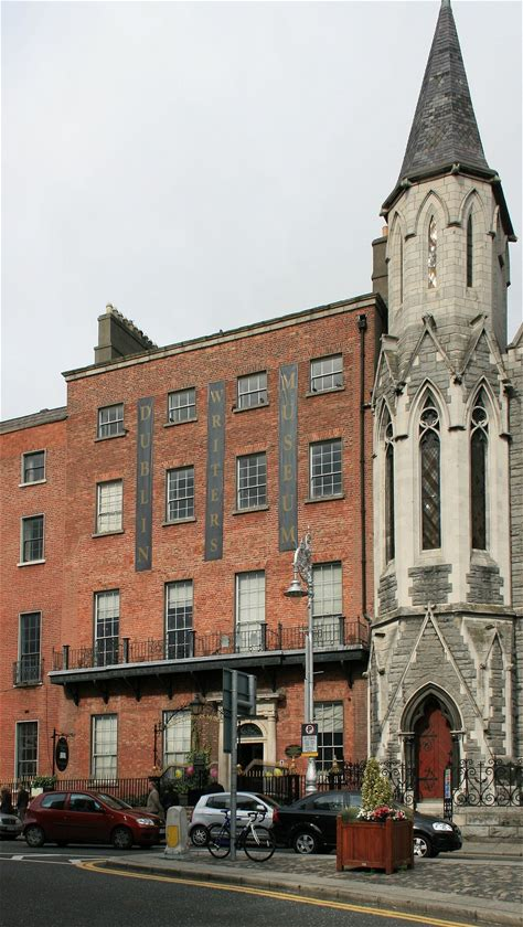 Learn more about Dublin Writers Museum