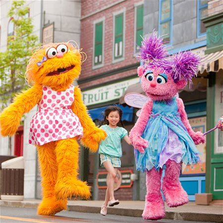 Learn more about Sesame Place