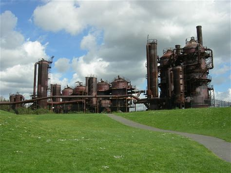 Learn more about Gas Works Park