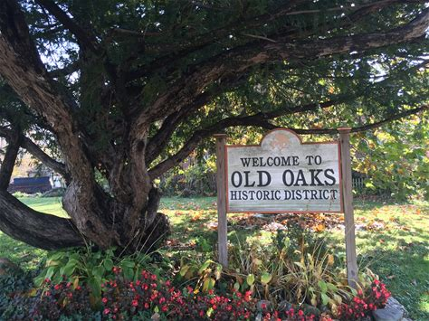 Learn more about Old Oaks Historic District