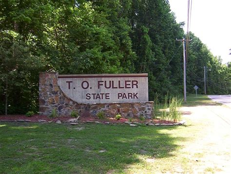 Learn more about T. O. Fuller State Park