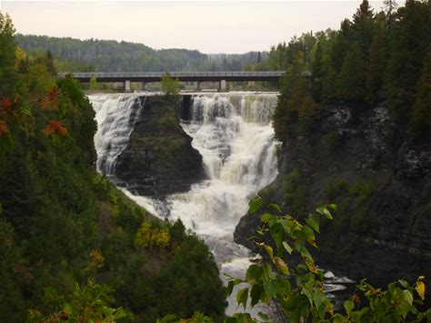 Learn more about Kakabeka Falls