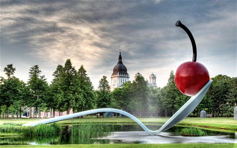 Learn more about Minneapolis Sculpture Garden