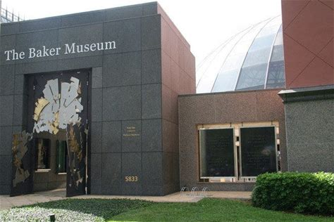 Learn more about The Baker Museum