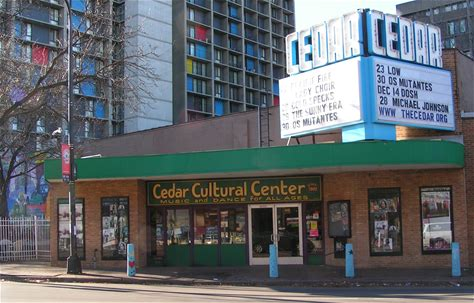 Learn more about The Cedar Cultural Center