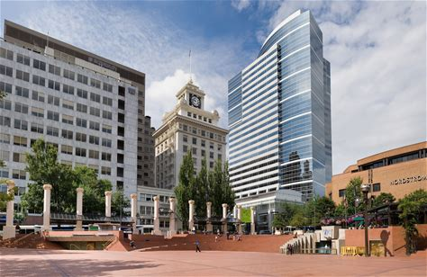 Learn more about Pioneer Courthouse Square