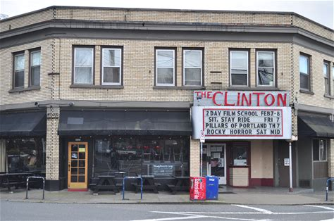 Learn more about Clinton Street Theater