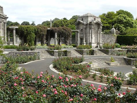 Learn more about Irish National War Memorial Gardens