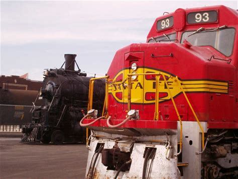 Learn more about Great Plains Transportation Museum
