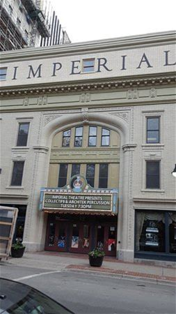 Learn more about Imperial Theatre, Saint John