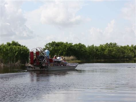Learn more about Everglades Excursions
