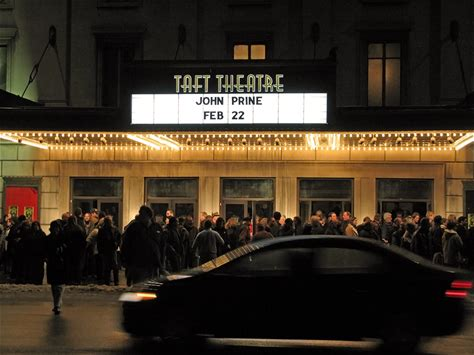 Learn more about Taft Theatre