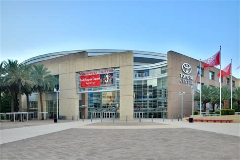 Learn more about Toyota Center